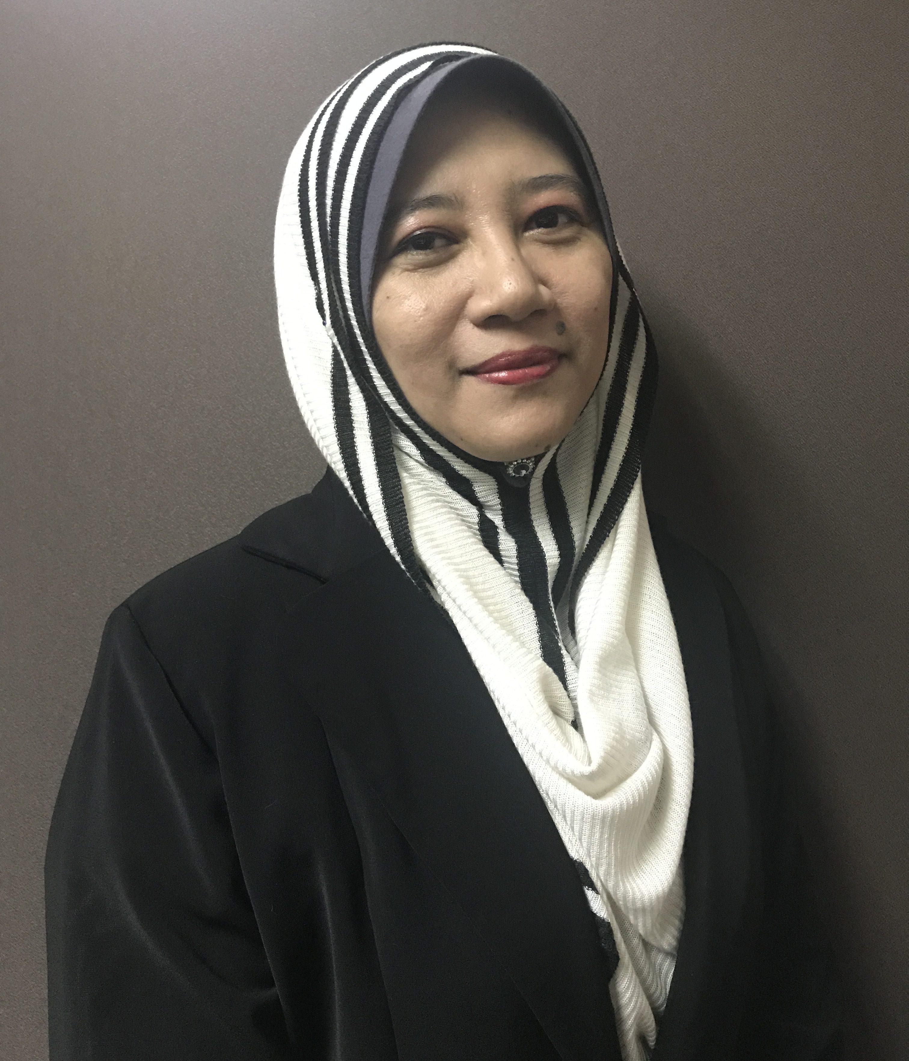 AMALINA ABDUL RASHID